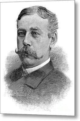 Francis E. Warren (1844-1929) Metal Print by Granger