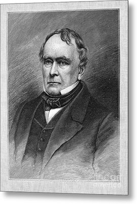 Francis Lieber (1800-1872) Metal Print by Granger