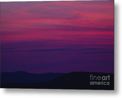 Franconia Notch State Park - White Mountain New Hampshire  Metal Print by Erin Paul Donovan