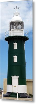 Metal Print featuring the photograph Freo Lighthouse by Roberto Gagliardi
