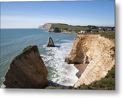 Freshwater Bay Metal Print by Shirley Mitchell