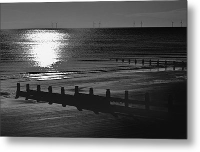 Frinton-on-sea Metal Print by Darren Burroughs