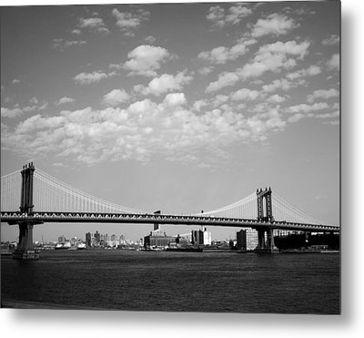 From East To West Metal Print by Jim McDonald Photography