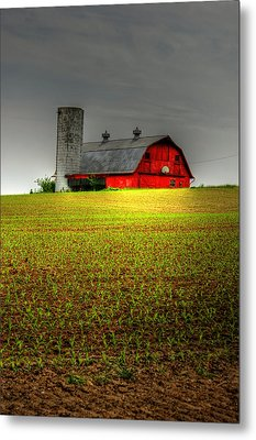 From Here Metal Print by Off The Beaten Path Photography - Andrew Alexander