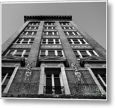 Front And Center  Metal Print by Tammy Cantrell