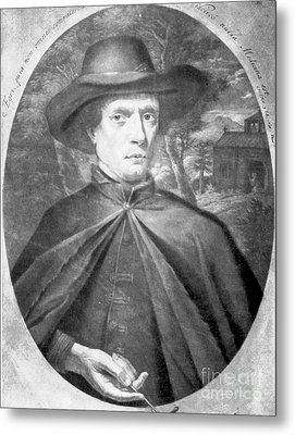 Fr�re Jacques Beaulieu, French Metal Print by Science Source
