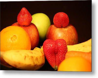 Fruit Dreams Before Daybreak Metal Print by Andrea Nicosia