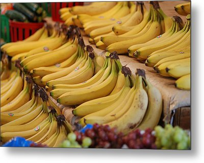 Fruit Of A Kind   Metal Print by Francois Cartier