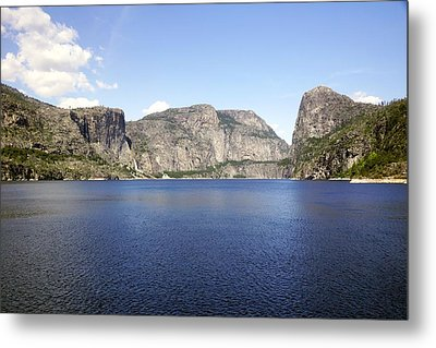 Full Hetch Hetchy Metal Print by Michael Courtney