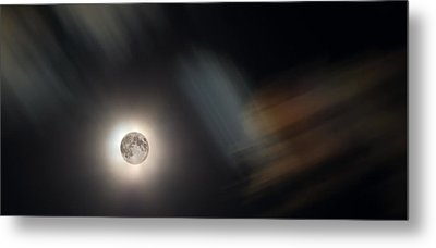 Full Moon II Metal Print by Jeff Galbraith