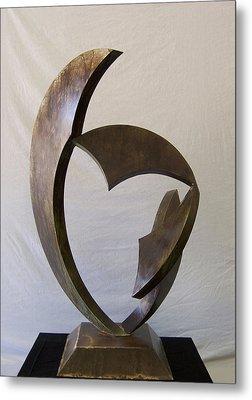 Gaea Metal Print by John Neumann