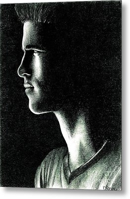 Gale Hawthorne Metal Print