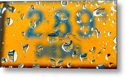 Gas Prices Metal Print by Tammy McKinley