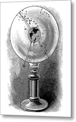 Geodoscope, 19th Century Metal Print by