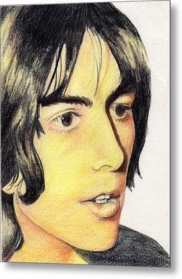George Harrison Metal Print by Jayne Kennedy