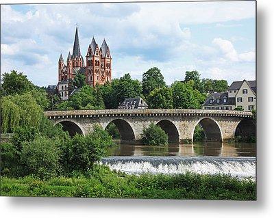 Germany, Limburg Metal Print by Hiroshi Higuchi