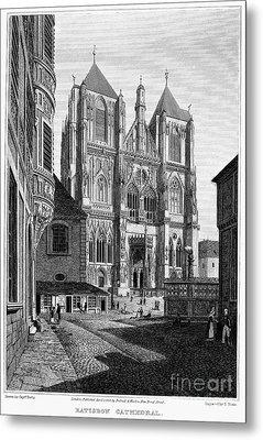Germany: Regensburg, 1823 Metal Print by Granger