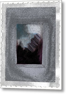 Ghost Stories The Argument Metal Print by First Star Art