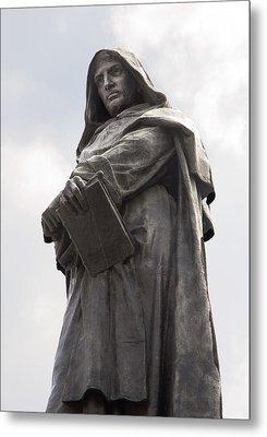Giordano Bruno, Italian Philosopher Metal Print by Sheila Terry