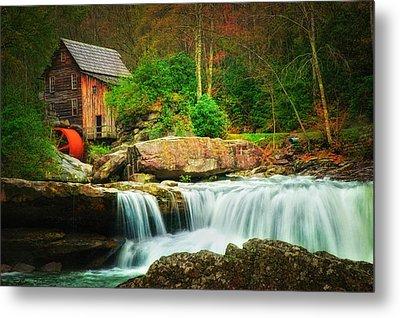 Glade Creek Mill 2 Metal Print