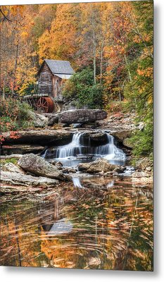 Glades Creek Mill Metal Print