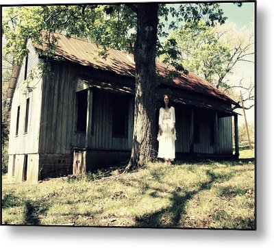 Glimpse  Metal Print by Tammy Cantrell