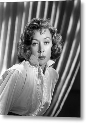 Gloria Grahame, Ca. Early 1950s Metal Print by Everett