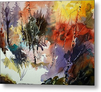 Goblin Forest Metal Print