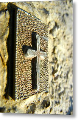 God So Loved The World Metal Print by KD Johnson