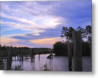 Metal Print featuring the photograph Gone Fishin.. by Brian Wright