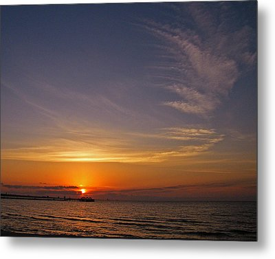 Metal Print featuring the photograph Good Morning by Brian Wright