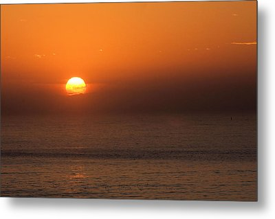 Good Morning California Metal Print