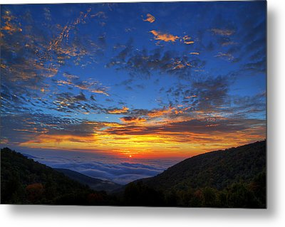 Good Morning Virginia Metal Print by Metro DC Photography