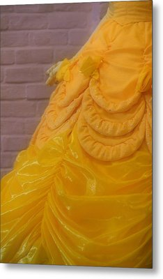 Gown Of A Princess Metal Print