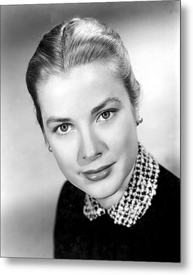 Grace Kelly, 1952 Metal Print by Everett