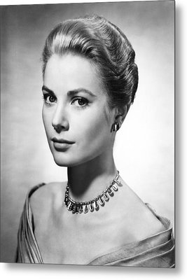 Grace Kelly, Ca. 1950s Metal Print by Everett