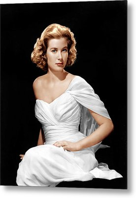 Grace Kelly, Ca. 1954 Metal Print by Everett