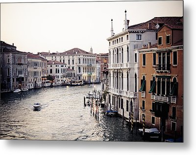 Grand Canal Metal Print by Stuart Westmorland