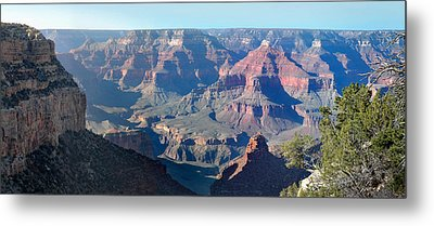 Metal Print featuring the photograph Grand Canyon - South Rim by Rod Seel