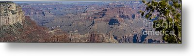 Grand Canyon From South Rim Metal Print by Tim Mulina
