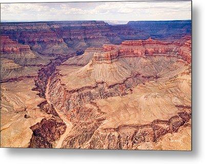 Grand Canyon Metal Print by Kantor