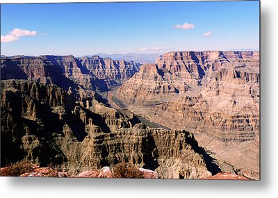 Metal Print featuring the photograph Grand Canyon by Lynn Bolt