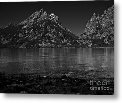 Grand Teton National Park - Jenny Lake Metal Print