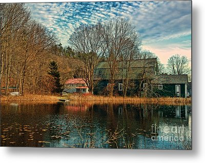 Granville Ma Metal Print by HD Connelly