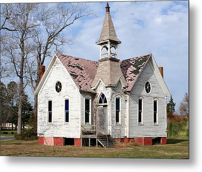 Great Old Church Metal Print