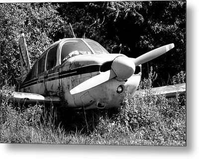 Grounded Metal Print by Michael Dorn