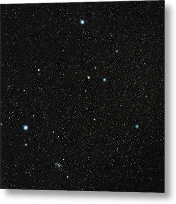 Grus Constellation Metal Print by Eckhard Slawik