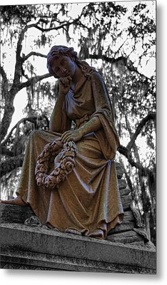 Metal Print featuring the photograph Guardian by Joetta West