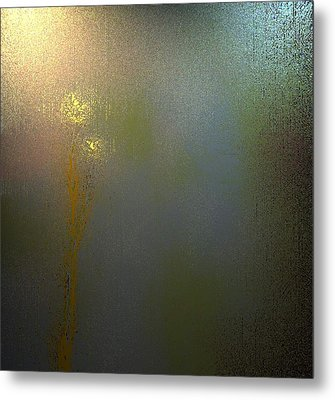 Guess ? Metal Print by Ines Garay-Colomba