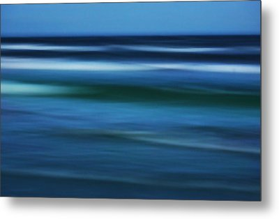 Gulf Of Mexico Metal Print by Marilyn Hunt